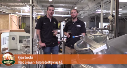 BierBuzz Episode 36: Coronado Brewing Company